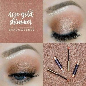 ShadowSense ROSE GOLD SHIMMER